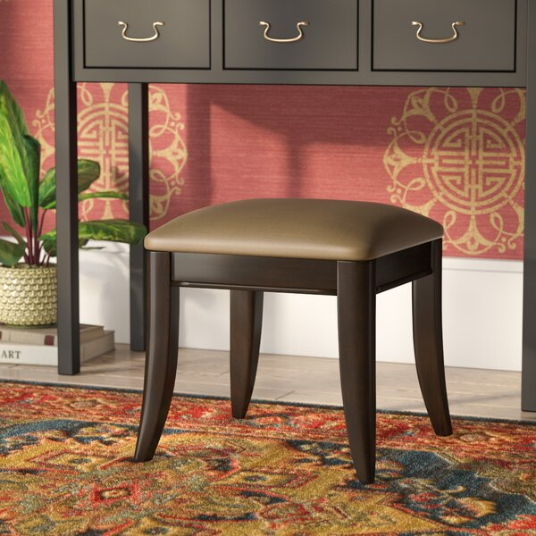 Ellaine Vanity Stool by World Menagerie