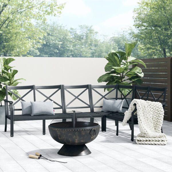 Premont Patio Sectional by Greyleigh