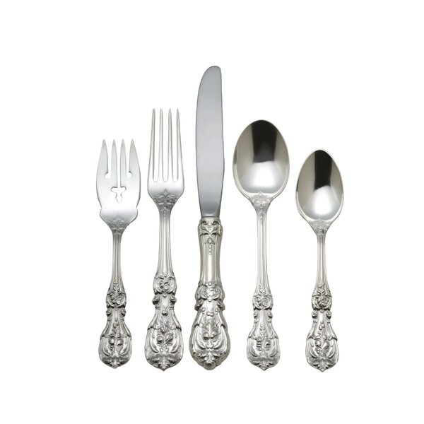 Francis 5 Piece Flatware Set by Reed & Barton
