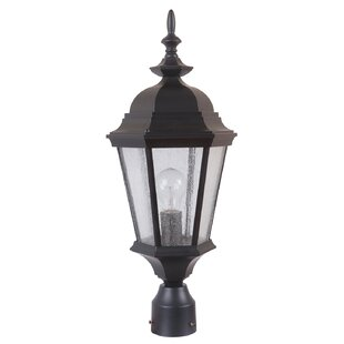 Top Reviews Lorie 1-Light Lantern Head By Darby Home Co