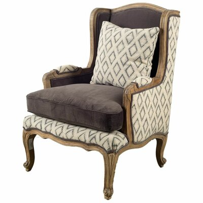 Orleans Wingback Chair
