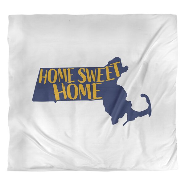 Massachusetts Single Duvet Cover