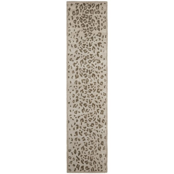 Martha Stewart Hand-Tufted Sharkey Gray Area Rug by Martha Stewart Rugs