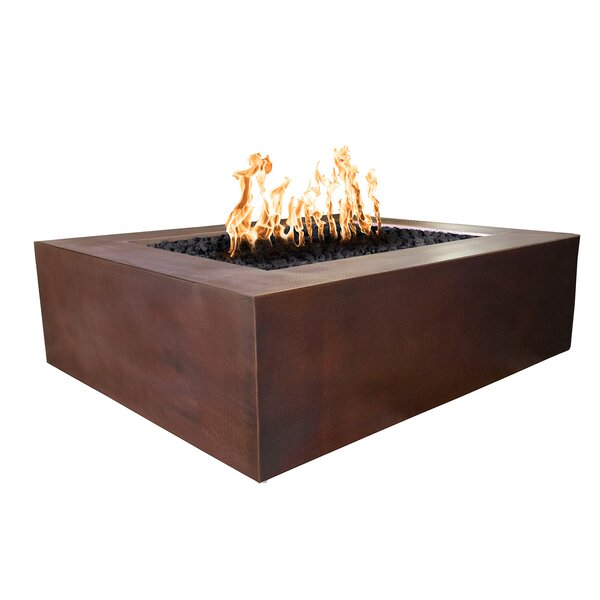 Quad Copper Fire Pit by The Outdoor Plus