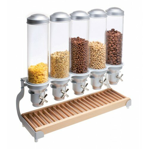 Cylinder 761 Oz. Cereal Dispenser by Cal-Mil