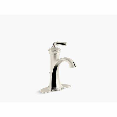 Single Faucet Drain Polished Nickel photo