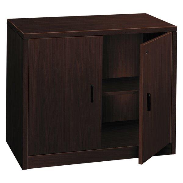 2 Doors Storage Cabinet By HON
