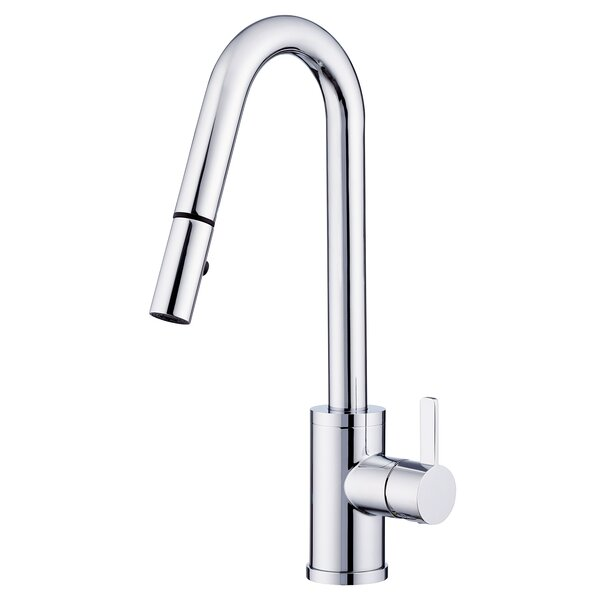 Amalfi Single Handle Kitchen Faucet with Side Spray by Danze®