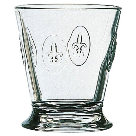 Fleur De Lys 9-ounce Tumblers (Set of 6) by La Rochere
