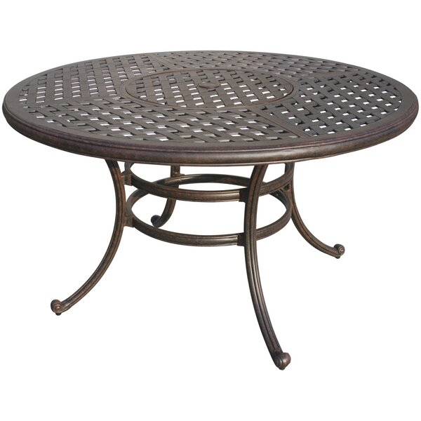 Mckinney Round Dining Table by Astoria Grand