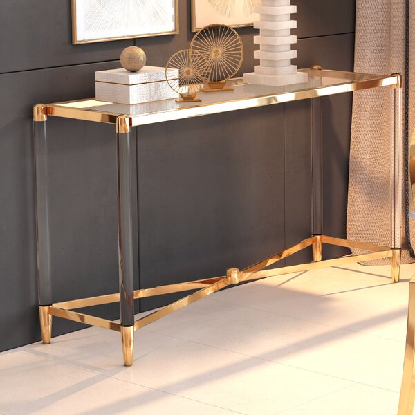 Brosius Console Table by Mercury Row