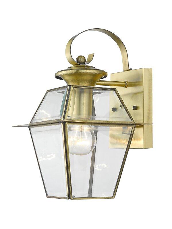 Orchard Lane 1 Light Outdoor Wall Lantern