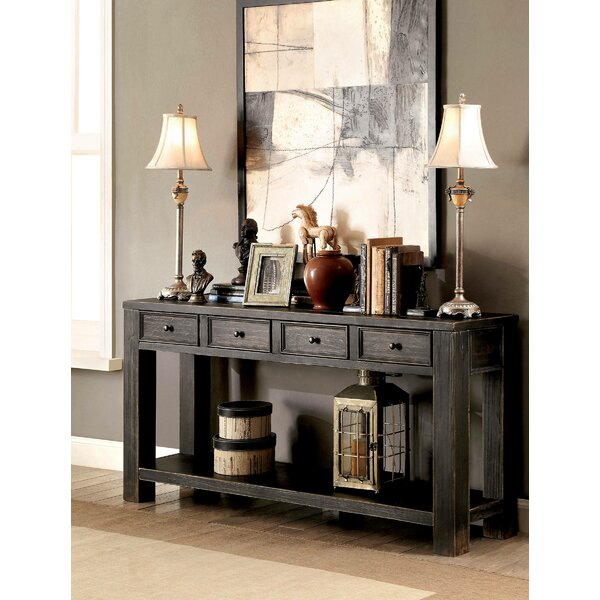 Arago Console Table by Loon Peak Loon Peak