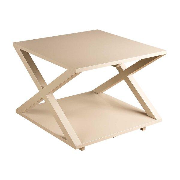 Xander Square Coffee Table By Joe Ruggiero Collection