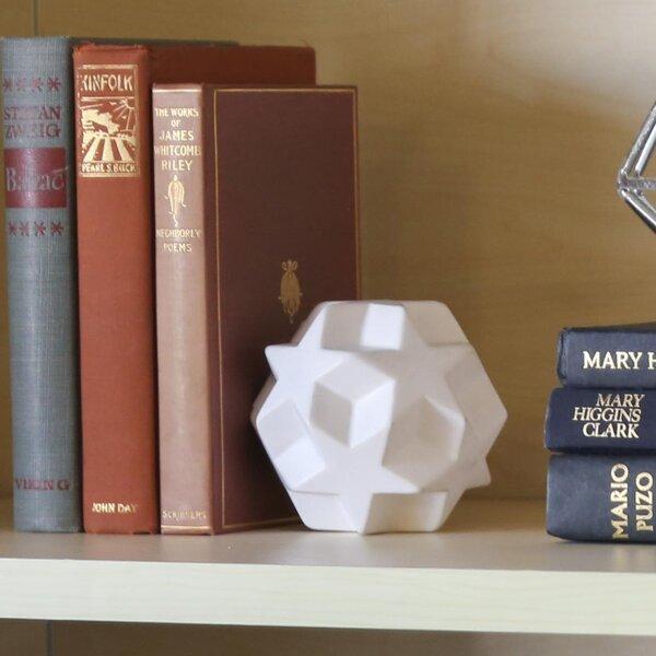 Stoneware Star Ball Figurine by Urban Trends