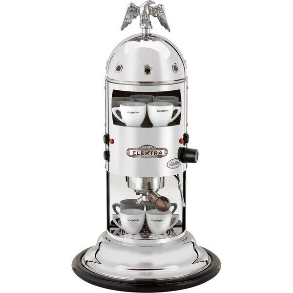 Mini Verticale Espresso Machine by Elektra