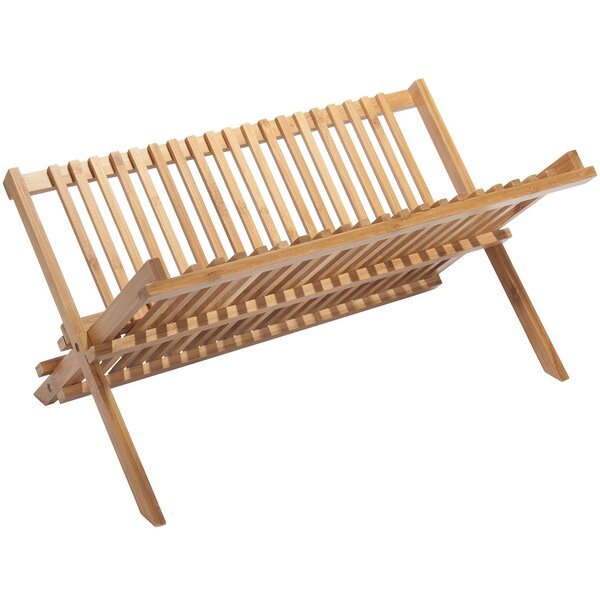 Bamboo Dish Rack by Imperial Home