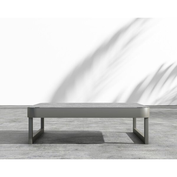 Coffman  Glass  Coffee Table by Brayden Studio