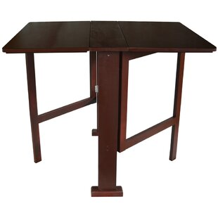 Winstead Drop Leaf 2 Person Compact Dining Table
