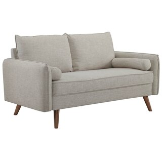Anton Loveseat by Modern Rustic Interiors