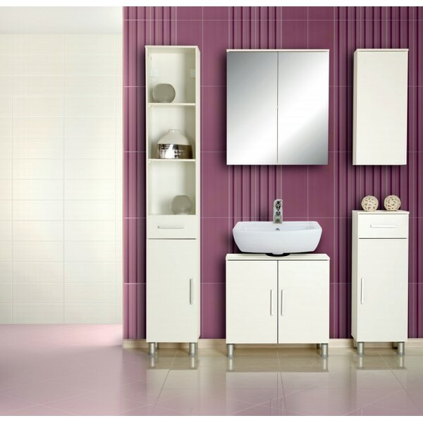 Caywood 47.2 Single Bathroom Vanity Set by Orren Ellis