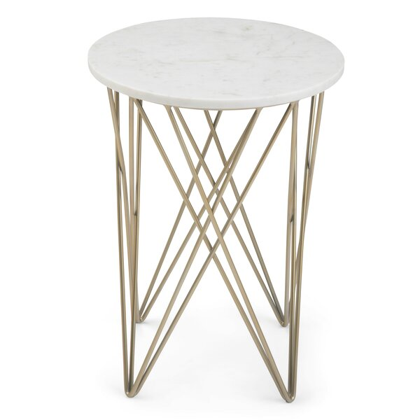 Cleland End Table by Mercer41