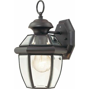 Buying 1-Light Outdoor Wall Lantern By Volume Lighting