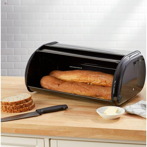 Wayfair Basics Steel Bread Box By Wayfair Basics.