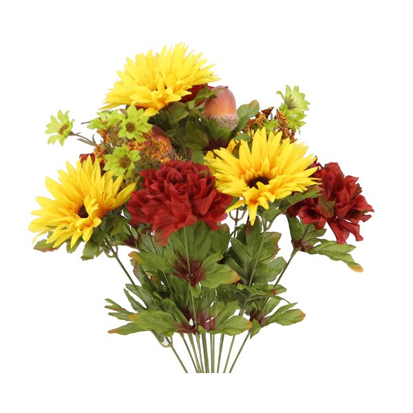 Mixed Floral Arrangement by Charlton Home