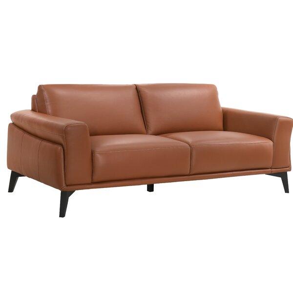 Home & Outdoor Mceachern Genuine Leather 78