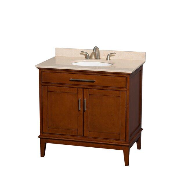 Hatton 36 Single Bathroom Vanity Set by Wyndham Collection