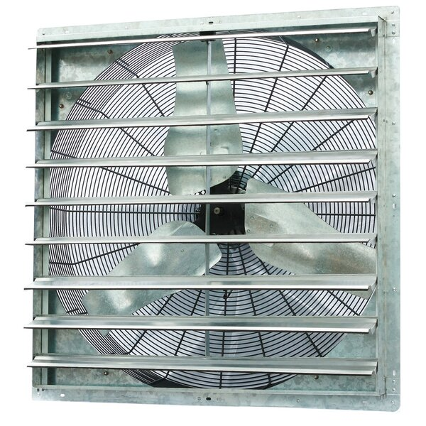 6100 CFM Bathroom Fan with Variable Speed by iLIVING
