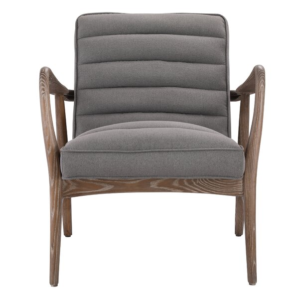 Stesha Patio Chair with Cushions by Foundry Select