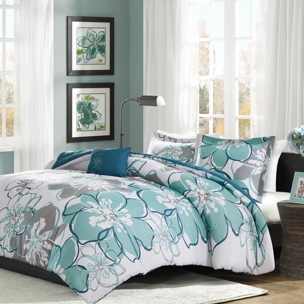 Aleena Comforter Set by Zipcode Design