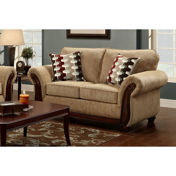 Goodnight Loveseat by Fleur De Lis Living