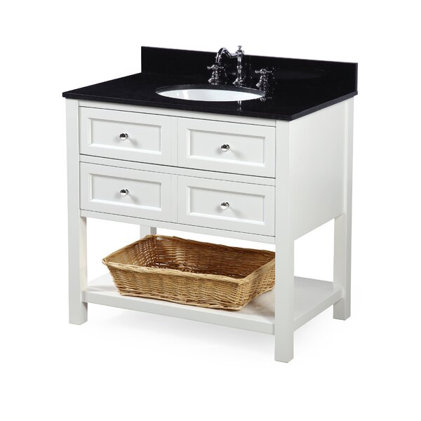 New Yorker 36 Single Bathroom Vanity Set by Kitchen Bath Collection