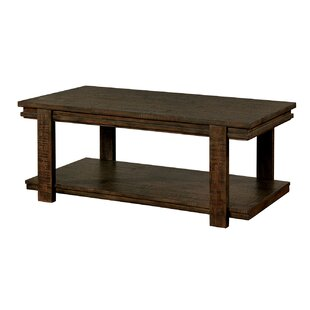 Haltwhistle Rough-Sawn Wooden Coffee Table