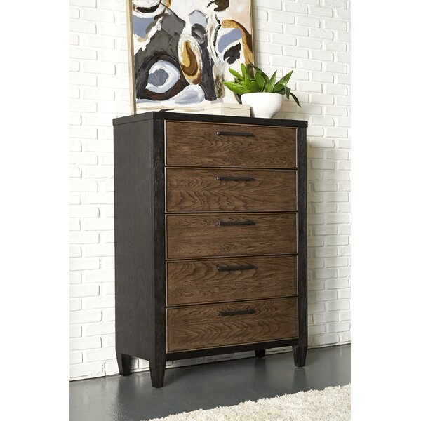 Lymingt 5 Drawer Chest by Brayden Studio