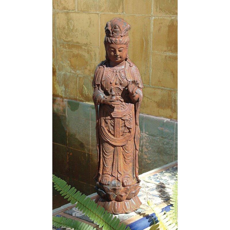 The Goddess Guan Yin Statue