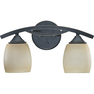 Find for Kohn 2-Light Vanity Light By Winston Porter