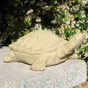 Painted Turtle Statue