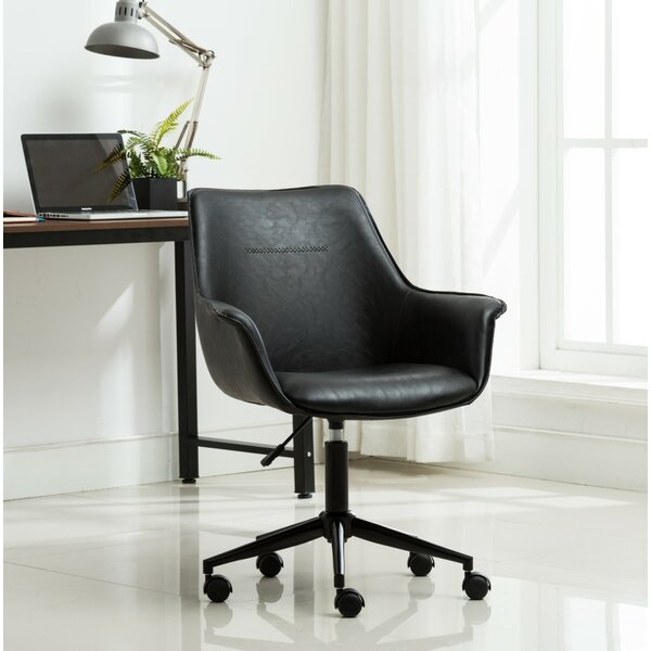 Britt Office Chair by Wrought Studio