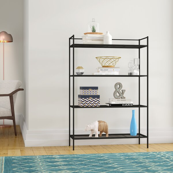 Cadogan Etagere Bookcase by Wrought Studio