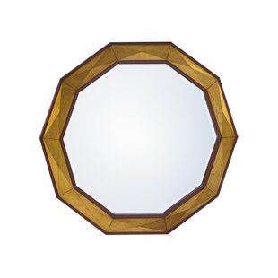 Lexington Take Five Savoy Faceted Accent Mirror