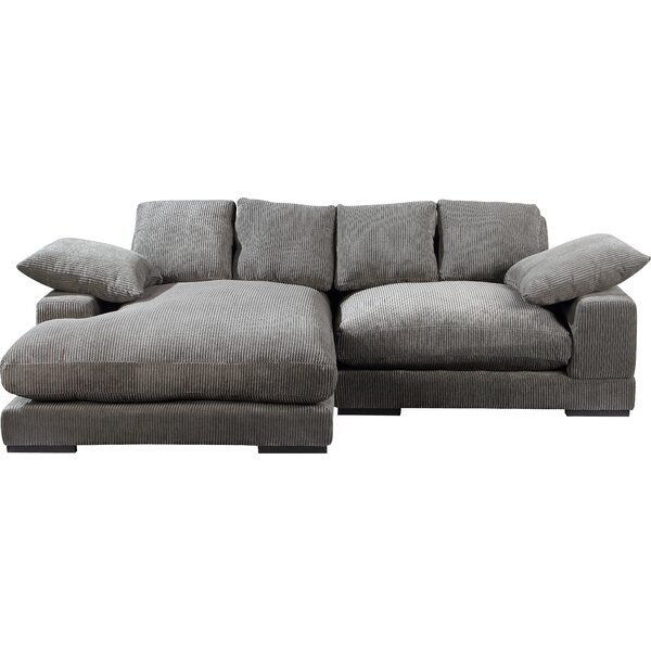#1 Blaze Reversible Sectional By Mistana Spacial Price