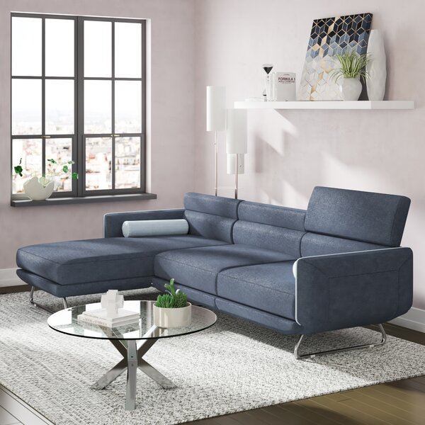 Alsatia Sectional by Wade Logan