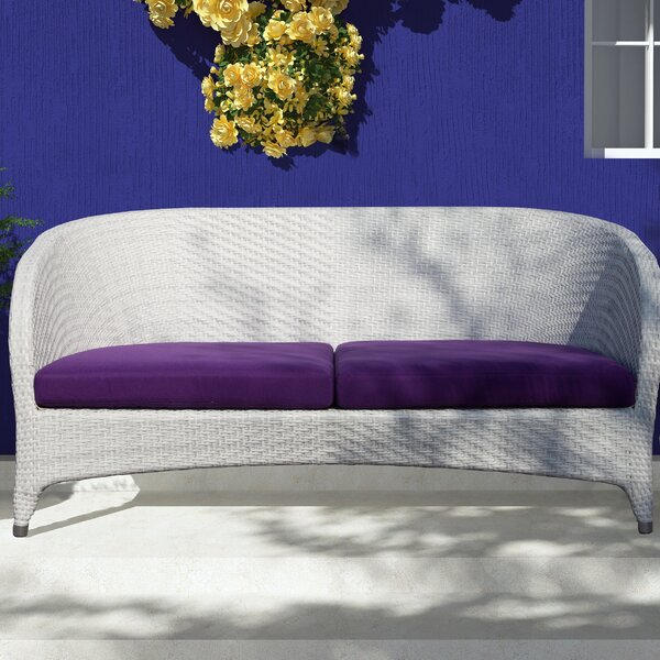 Danica Loveseat with Sunbrella Cushions by dCOR design