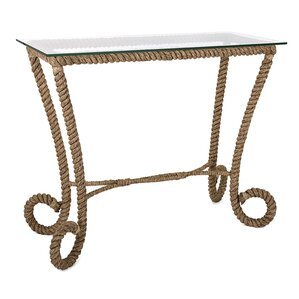 Lamatan Console Table by Breakwater Bay