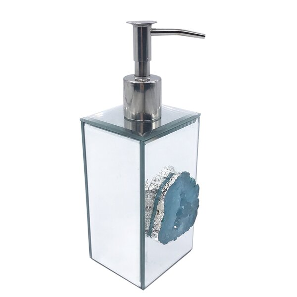 Laster Mirror Lotion Dispenser by Mercer41