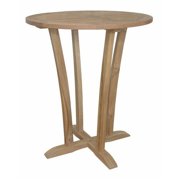 Descanso Teak Bar Table by Anderson Teak